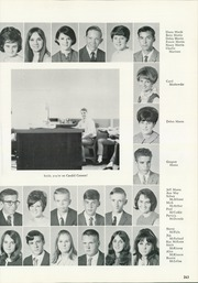 Page 267, 1969 Edition, Garland High School - Owls Nest Yearbook (Garland, TX) online yearbook collection