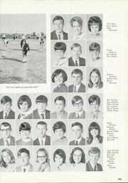 Page 269, 1969 Edition, Garland High School - Owls Nest Yearbook (Garland, TX) online yearbook collection