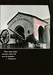 Page 9, 1969 Edition, Garland High School - Owls Nest Yearbook (Garland, TX) online yearbook collection