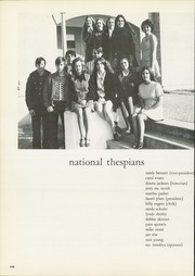 Page 230, 1971 Edition, Garland High School - Owls Nest Yearbook (Garland, TX) online yearbook collection