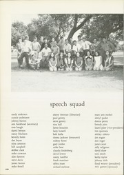 Page 232, 1971 Edition, Garland High School - Owls Nest Yearbook (Garland, TX) online yearbook collection
