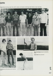 Page 291, 1980 Edition, Garland High School - Owls Nest Yearbook (Garland, TX) online yearbook collection