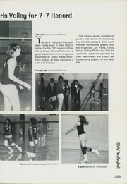 Page 293, 1980 Edition, Garland High School - Owls Nest Yearbook (Garland, TX) online yearbook collection