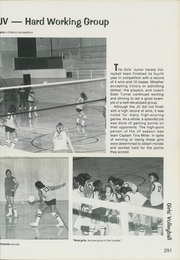 Page 295, 1980 Edition, Garland High School - Owls Nest Yearbook (Garland, TX) online yearbook collection