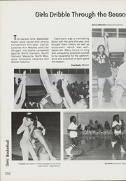 Page 296, 1980 Edition, Garland High School - Owls Nest Yearbook (Garland, TX) online yearbook collection
