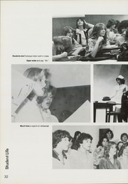 Page 36, 1980 Edition, Garland High School - Owls Nest Yearbook (Garland, TX) online yearbook collection
