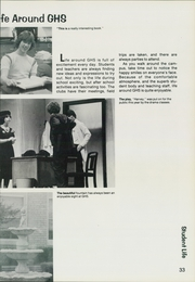 Page 37, 1980 Edition, Garland High School - Owls Nest Yearbook (Garland, TX) online yearbook collection