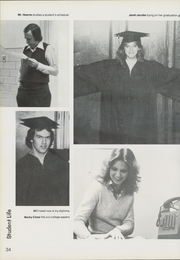 Page 38, 1980 Edition, Garland High School - Owls Nest Yearbook (Garland, TX) online yearbook collection
