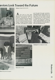 Page 39, 1980 Edition, Garland High School - Owls Nest Yearbook (Garland, TX) online yearbook collection