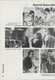 Page 42, 1980 Edition, Garland High School - Owls Nest Yearbook (Garland, TX) online yearbook collection