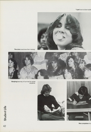Page 46, 1980 Edition, Garland High School - Owls Nest Yearbook (Garland, TX) online yearbook collection