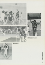 Page 49, 1980 Edition, Garland High School - Owls Nest Yearbook (Garland, TX) online yearbook collection