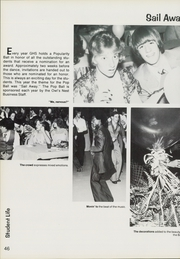 Page 50, 1980 Edition, Garland High School - Owls Nest Yearbook (Garland, TX) online yearbook collection