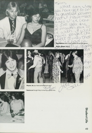 Page 53, 1980 Edition, Garland High School - Owls Nest Yearbook (Garland, TX) online yearbook collection