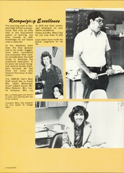 Page 12, 1981 Edition, Garland High School - Owls Nest Yearbook (Garland, TX) online yearbook collection