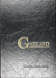 Garland High School - Owls Nest Yearbook (Garland, TX) online yearbook collection, 1985 Edition, Page 1