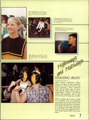 Page 11, 1987 Edition, Garland High School - Owls Nest Yearbook (Garland, TX) online yearbook collection