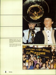 Page 12, 1987 Edition, Garland High School - Owls Nest Yearbook (Garland, TX) online yearbook collection