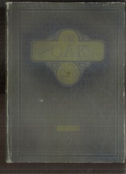Adamson High School - Oak Yearbook (Dallas, TX) online yearbook collection, 1925 Edition, Page 1