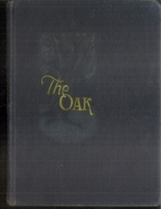 Adamson High School - Oak Yearbook (Dallas, TX) online yearbook collection, 1930 Edition, Page 1
