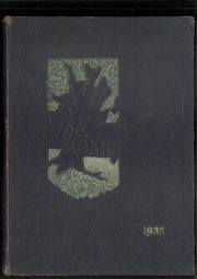 Page 1, 1932 Edition, Adamson High School - Oak Yearbook (Dallas, TX) online yearbook collection