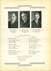 Page 15, 1932 Edition, Adamson High School - Oak Yearbook (Dallas, TX) online yearbook collection
