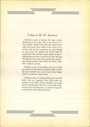 Page 17, 1932 Edition, Adamson High School - Oak Yearbook (Dallas, TX) online yearbook collection