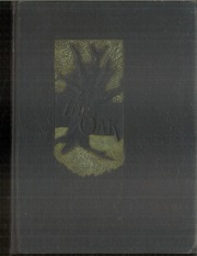 Adamson High School - Oak Yearbook (Dallas, TX) online yearbook collection, 1933 Edition, Page 1