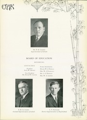Page 15, 1933 Edition, Adamson High School - Oak Yearbook (Dallas, TX) online yearbook collection