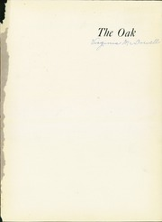 Page 5, 1933 Edition, Adamson High School - Oak Yearbook (Dallas, TX) online yearbook collection