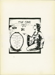 Page 7, 1933 Edition, Adamson High School - Oak Yearbook (Dallas, TX) online yearbook collection