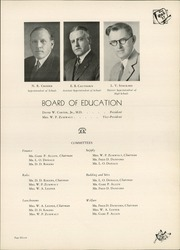Page 15, 1937 Edition, Adamson High School - Oak Yearbook (Dallas, TX) online yearbook collection