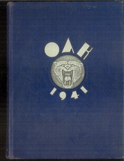 Adamson High School - Oak Yearbook (Dallas, TX) online yearbook collection, 1941 Edition, Page 1