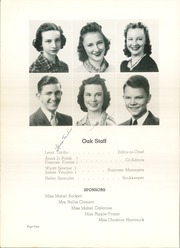 Page 8, 1941 Edition, Adamson High School - Oak Yearbook (Dallas, TX) online yearbook collection