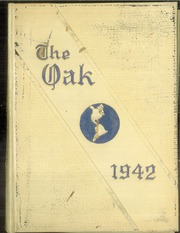 Adamson High School - Oak Yearbook (Dallas, TX) online yearbook collection, 1942 Edition, Page 1