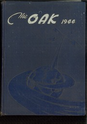 Adamson High School - Oak Yearbook (Dallas, TX) online yearbook collection, 1944 Edition, Page 1