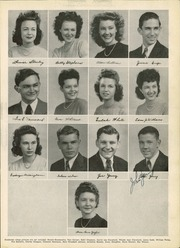 Page 29, 1944 Edition, Adamson High School - Oak Yearbook (Dallas, TX) online yearbook collection