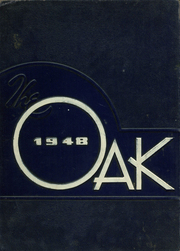 Page 1, 1948 Edition, Adamson High School - Oak Yearbook (Dallas, TX) online yearbook collection