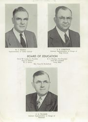 Page 13, 1948 Edition, Adamson High School - Oak Yearbook (Dallas, TX) online yearbook collection
