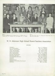 Page 14, 1948 Edition, Adamson High School - Oak Yearbook (Dallas, TX) online yearbook collection