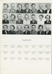 Page 14, 1950 Edition, Adamson High School - Oak Yearbook (Dallas, TX) online yearbook collection