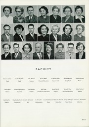 Page 15, 1950 Edition, Adamson High School - Oak Yearbook (Dallas, TX) online yearbook collection