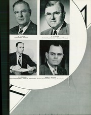 Page 9, 1950 Edition, Adamson High School - Oak Yearbook (Dallas, TX) online yearbook collection