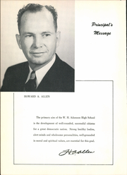 Page 10, 1954 Edition, Adamson High School - Oak Yearbook (Dallas, TX) online yearbook collection
