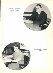 Page 11, 1954 Edition, Adamson High School - Oak Yearbook (Dallas, TX) online yearbook collection