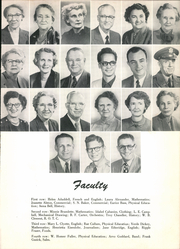 Page 13, 1954 Edition, Adamson High School - Oak Yearbook (Dallas, TX) online yearbook collection