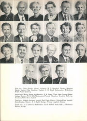 Page 14, 1954 Edition, Adamson High School - Oak Yearbook (Dallas, TX) online yearbook collection