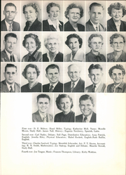 Page 15, 1954 Edition, Adamson High School - Oak Yearbook (Dallas, TX) online yearbook collection