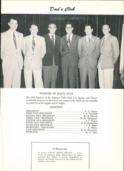Page 17, 1954 Edition, Adamson High School - Oak Yearbook (Dallas, TX) online yearbook collection