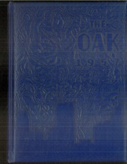 1957 Edition, Adamson High School - Oak Yearbook (Dallas, TX)